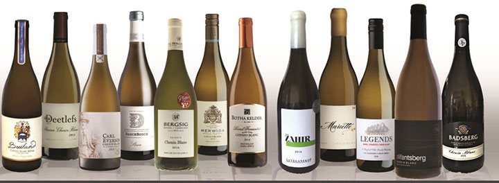Breedekloof Makers Chenin Blanc lineup