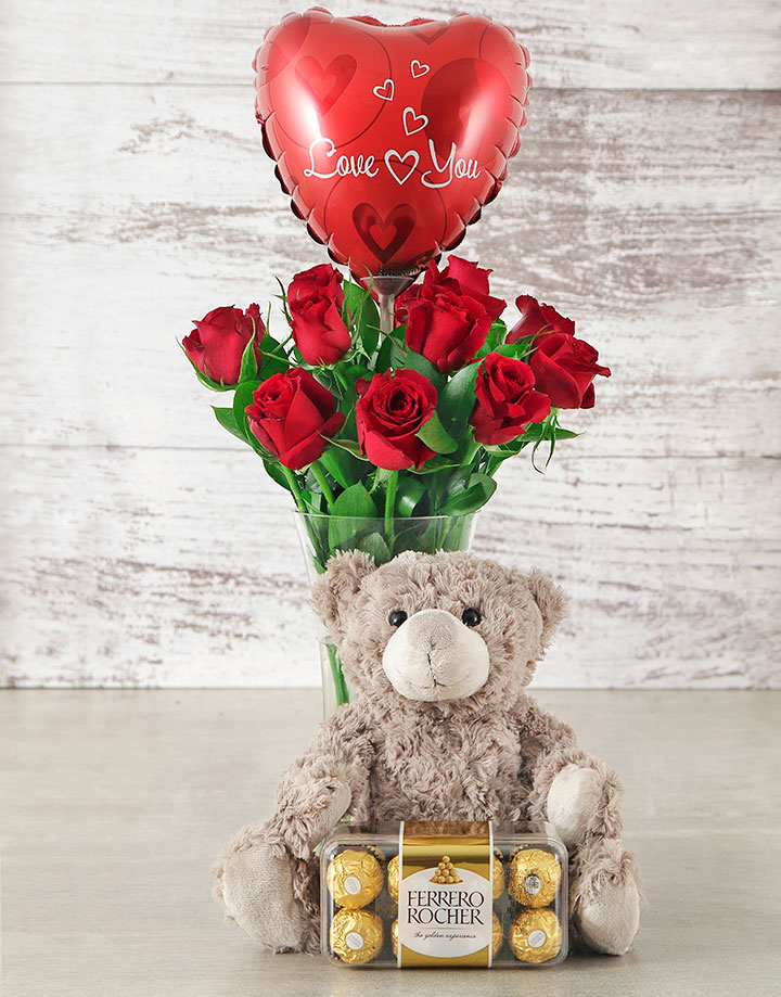 Celebrate Valentine's Day with a gift from NetFlorist