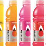 Kick-start your summer with Glaceau vitaminwater