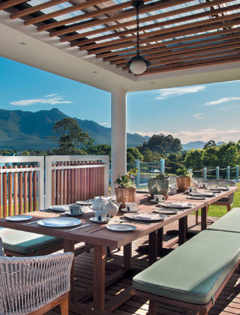 Monet's at Fancourt Estate Restaurant in George