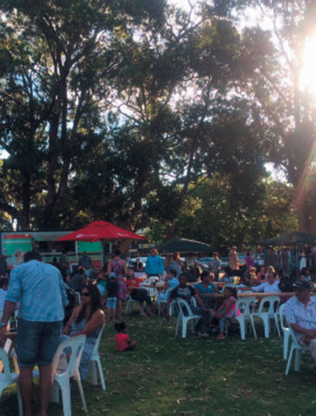 Vineyard Oval Market