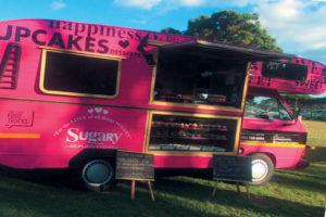 Vineyard Oval Market dessert truck