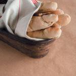 Baguette-style breadsticks