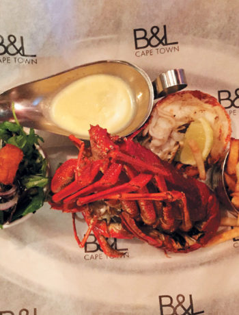Burger & Lobster Restaurant in Cape Town