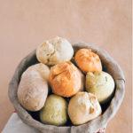 Flavoured Italian rolls