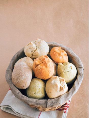Flavoured Italian rolls recipe