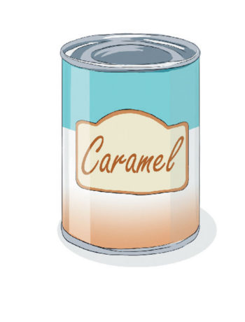 Pantry hacks Caramel
