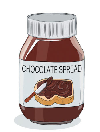 Pantry hacks Chocolate spread