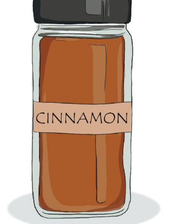 Pantry hacks Cinnamon