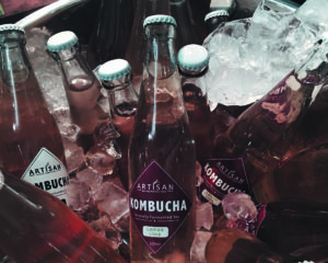The Goodnight Market kombucha