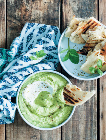 Avocado and yoghurt dip - 5 Things everyone needs to know about avocados