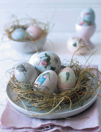 Easter egg crafts - How to DIY your Easter eggs