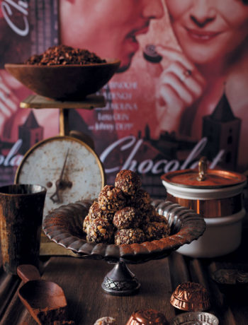La Chocolaterie Maya Truffles recipe
