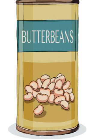 Pantry hacks: Butterbeans