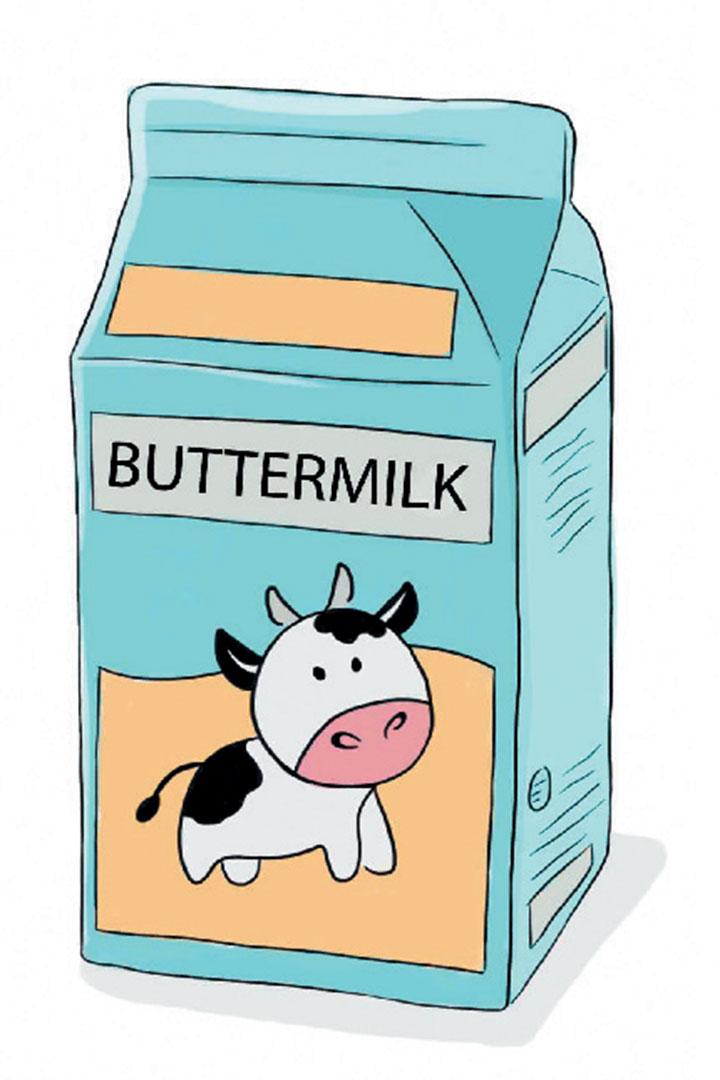 Pantry hacks: Buttermilk