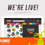Pylones launches new e-commerce website and you could win!