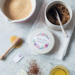 How to make Rooibos chai sugar body scrub