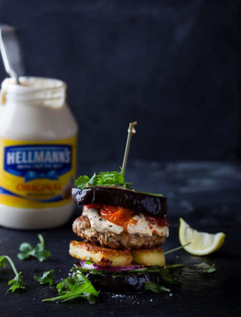 Join Hellmann's #BurgerRouteZA and you could win