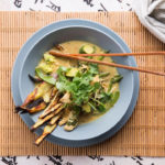 Make this easy Thai green curry with KWV Classic Moscato and you can win!