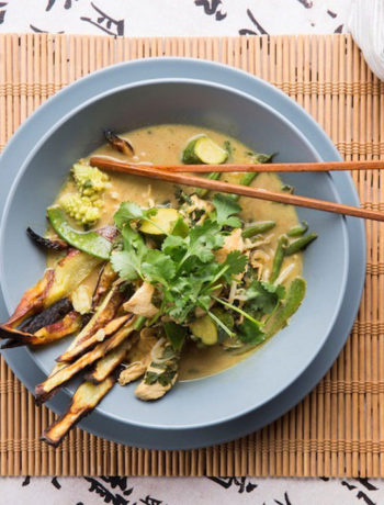 Make this easy Thai green curry with KWV Classic Moscato and you can win