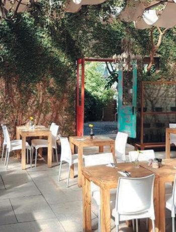 Gabriella's Tea Room in Joburg