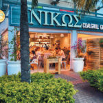 Nikos Coalgrill Greek Restaurant in Durban
