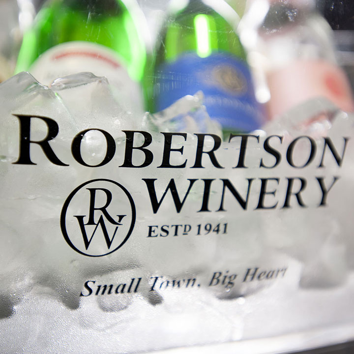 Robertson Winery - the work of many hands makes 'more to share'