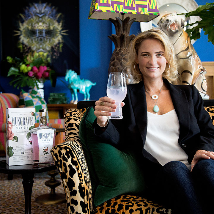 Interview with Simone Musgrave, founder of Musgrave Gin