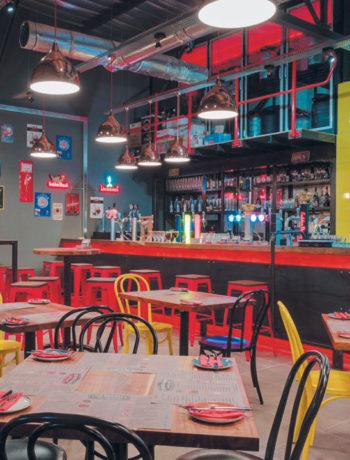 The Belgian Triple Restaurant in Pretoria