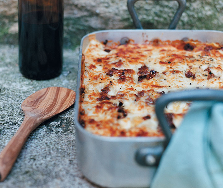 Easy tray lasagne recipe