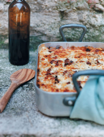 tray lasagne recipe