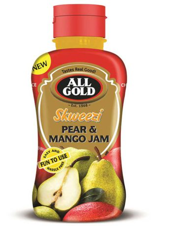 ALL GOLD delivers jam-packed innovation!