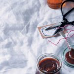 Beer, orange and spice caramel sauce