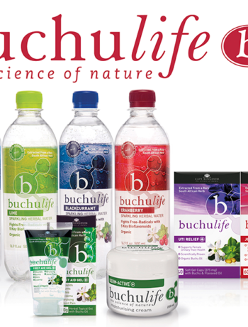 Kickstart your health with BuchuLife™ and stand a chance to win