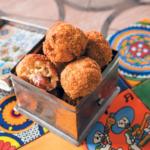 Spicy chorizo croquettes