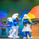 13 – 30 July 2017: The Smurfs Live on Stage – Smurfs Save Spring
