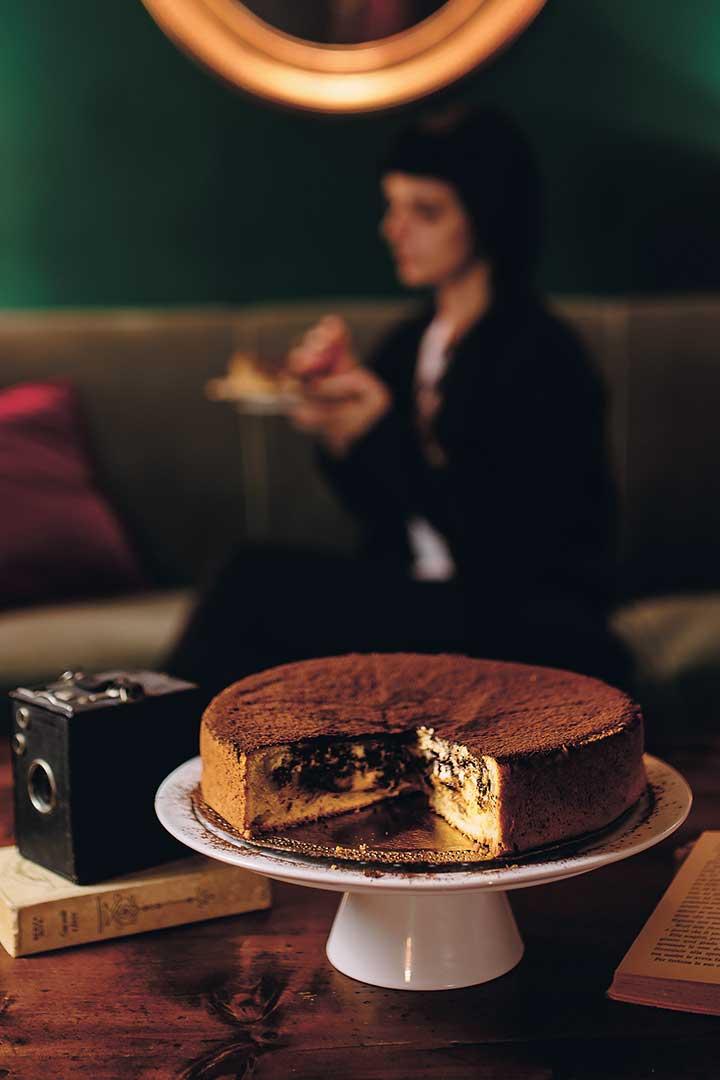 Italian Cake With Ricotta Filling