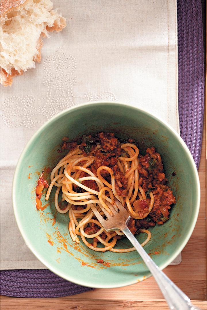 Best spaghetti bolognaise