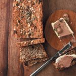 Gluten-free seed loaf