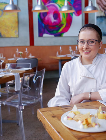 Meet Coobs' new pastry chef, Carmen Kobald