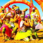Win tickets to the Cape Town color run!