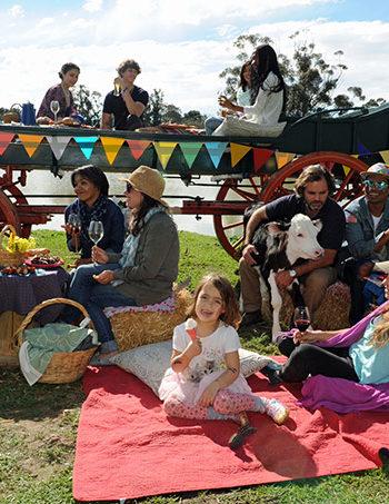 Big Farm Taste festival in Stellenbosch