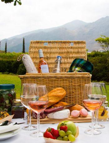 Grande Provence picnics