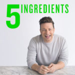 Win 1 of 3 copies of 5 Ingredients, Quick & Easy Food by Jamie Oliver