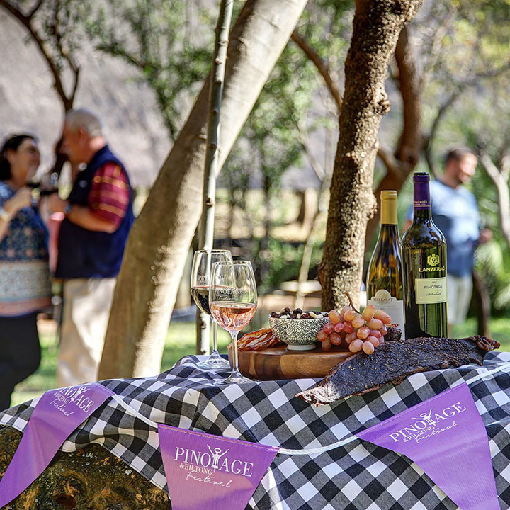 Pinotage and Biltong Festival