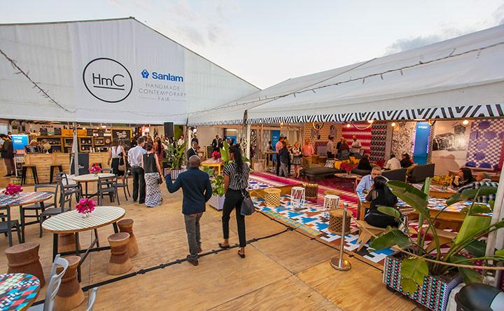 Sanlam Handmade Contemporary Fair