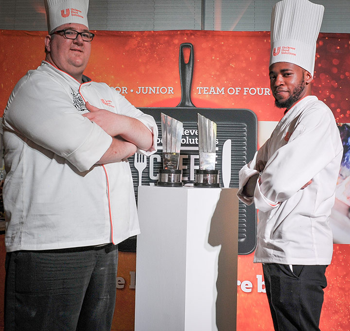 Unilever Food Solutions Chef of the Year