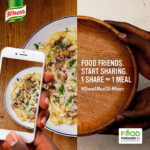 Share a meal and stop hunger one post at a time #ShareAMealSA