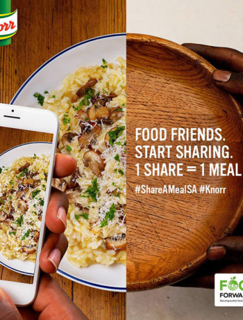 ShareAMealSA Knorr