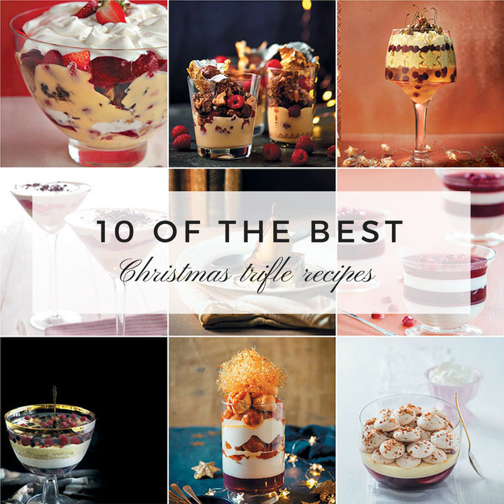 10 trifle recipes your guests will love this christmas food home 10 trifle recipes your guests will love this christmas ccuart Image collections